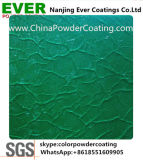 エポキシポリエステル荒い構造のしわの織り目加工の効果の粉のコーティング