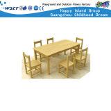Environment-Friendly деревянная Preschool мебель (HC-2401-1C)