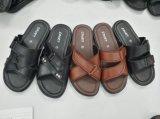 2016 Zapatillas de cuero de las sandalias del PVC de la PU del nuevo estilo para los hombres (21il1605)