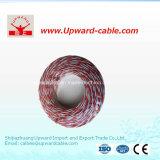 H07V-R sur le fil électrique isolé en PVC souple