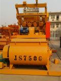 Mezclador concreto del eje gemelo con el CE certificado (Js750)