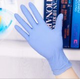 Gants chirurgicaux en latex en poudre stériles jetables