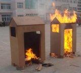 forces de défense principale d'épreuve d'incendie de 1220mm*2440mm*18mm avec la couleur rose
