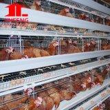Клетка цыпленка Galvanzized горячего DIP полноавтоматическая для слоя