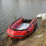 Liya les bateaux gonflables de 2m à de 6.5m ouvrent la vente de bateau d'étage