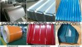 건축을%s 고품질 색깔, 직류 전기를 통한 인쇄 코팅 격판덮개 및 훈장
