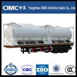 Cimc 40ft LPG Tank Container