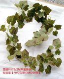 Plantas e flores artificiais de videira penduradas Gu-Mx-IVY003