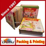 Los cabritos de encargo baratos de los niños del Hardcover a todo color preferidos surgen la impresión del libro
