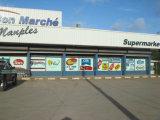 Prefabricated 강철 구조물 슈퍼마켓 건물 (KXD-pH34)