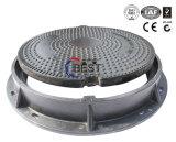 Coperchio di botola composito a tenuta d'acqua per benzina/stazioni di servizio BS En124