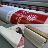 Tissu mat imperméable à l'eau d'art de polyester estampé par Digitals pour la teinture et le colorant
