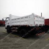 Tonnellate 160 dell'HP di Cdw 4X2 10-12 di autocarro con cassone ribaltabile di bassa potenza