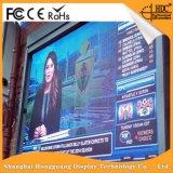 Fixos ao ar livre instalam o anúncio do indicador video do painel do diodo emissor de luz P6.67