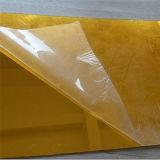 Толщина 3 мм золотой акриловый лист наружного зеркала заднего вида