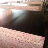 La película concreta del encofrado 1220*2440 hizo frente a la madera contrachapada de Marineplex