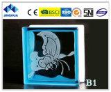 Jinghua artístico de alta qualidade B-2 Pintura de tijolo/bloco de vidro