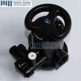 Válvula de control del manual de suavizador de agua de la válvula de 3 maneras (F64B)