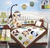 놓이는 아기 어린이 침대 침구 (HR-007CH)