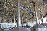 De Bouw van de Installatie van de Structuur van het staal voor Co. van het Bier Qingdao, Ltd (kxd-SSB34)