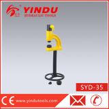 гидровлические инструменты пунша отверстия раковины нержавеющей стали 12t (SYD-35)