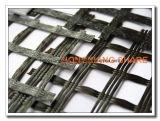 Dehnfestigkeit-Glasfaser Geogrid für Bahnbasis