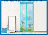 여름 승리 자석 스크린 정문 커튼 안뜰 문 스크린