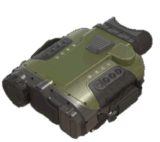 Arrefecido Vox Vigilância Térmica Câmera binocular