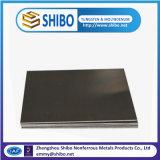 Placa del molibdeno, placa resistente a la corrosión del molibdeno en venta
