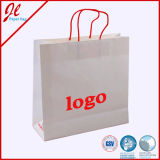Bolsos de compras de papel Bolsas de papel de cosmética Bolsos de papel promocional