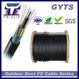 코닝 Itu T G652D GYTS Manufacturer와 가진 좋은 Performance Outdoor Armored Fiber Optical Cable