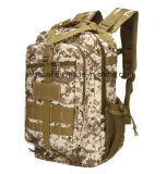 1000d 3p Tacticial Militar almofadado mochila de Viagem Saco de desporto da Engrenagem