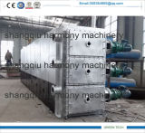 Oil Fully Continuous Pyrolysis Plantへの使用されたTyre Recycling