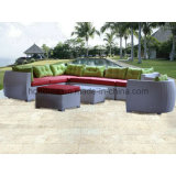 Rattan Furniture - Leisure Sofa (HR - S32)