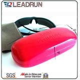 Vetro di Sun unisex polarizzato plastica del PC del capretto dell'acetato del metallo di sport di Sunglass di modo del metallo di legno della donna (GL12)