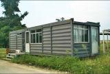 Casa móvel pré-fabricada do recipiente (KXD-CH8)