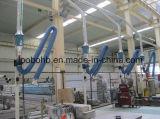 Extraction de fumée de haute qualité de bras/bras de capot de la soudure de la poussière d'échappement avec un flexible en PVC