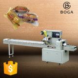 Máquina de envolvimento automática do equipamento da embalagem do queque do bolo de chocolate do bolo do queque