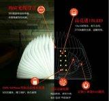 Buch-faltbare Lampe USB-Bluetooth LED