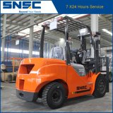 Forklift do diesel do preço 3.5t do Fork-Lift de Snsc