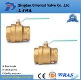 Полный размер высокое качество оптовой бесплатные образцы латунный шаровой клапан