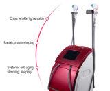Levante Vermelho Thermo Face de aperto de pele de RF remoção dos vincos de elevação anti Envelhecimento Máquina de beleza