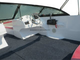 Barca di /Bowrider/Motor della barca di velocità della vetroresina di Aqualand 17feet 5.2m (170)