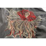 Rivestimenti lunghi dei manicotti dell'abito allentato del Broderie per i vestiti dell'uomo