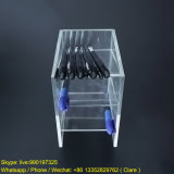 3 Tiers Plastic Clear Acrylic Pen Holders