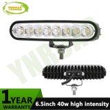 6.5inch Mini40W adelgazan la luz combinada del trabajo de la viga para el carro del coche