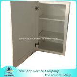 米国式の食器棚の白いシェーカーW1830