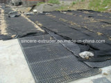 chaîne de production en plastique de panneau d'évacuation de bosse de HDPE imperméable à l'eau de 8mm
