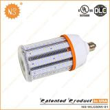 덮개를 가진 UL Dlc IP65 7500lm E27 E40 50W LED 전구