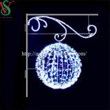 Navidad decoración de la calle de la luz de Motif